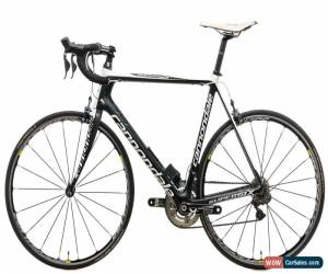 Classic 2012 Cannondale SuperSix Ultegra Di2 Road Bike 58cm Carbon Shimano Mavic FSA for Sale