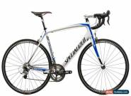 2012 Specialized Tarmac Comp Road Bike 58cm Carbon Shimano Ultegra 6700 10s for Sale