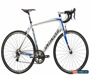 Classic 2012 Specialized Tarmac Comp Road Bike 58cm Carbon Shimano Ultegra 6700 10s for Sale