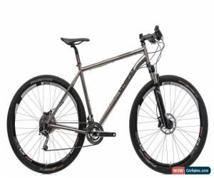 "Classic 2011 Lynskey Ridgeline Mountain Bike X-Large 29"" Titanium Shimano XT M770 9s for Sale"