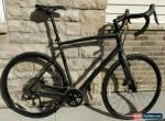USED Specialized Men's Diverge Comp E5 Adventure Bike Satin Graphite/Black 64cm for Sale
