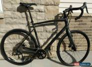 USED Specialized Men's Diverge Comp E5 Adventure Bike Satin Graphite/Black 64cm for Sale
