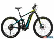 "2018 Giant Full-E+ 1 SX Pro Mountain E-Bike Small 27.5"" Aluminum XT M8000 11s for Sale"