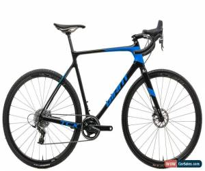 Classic 2019 Giant TCX Advanced Pro 1 Cyclocross Bike Large Carbon SRAM Force 1 11 Speed for Sale