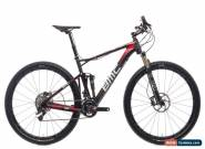"2013 BMC Fourstroke FS01 Mountain Bike Medium 29"" Carbon SRAM X0 Easton Fox for Sale"