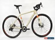 2018 Salsa Warbird Carbon Apex 1 Gravel Bike 53cm Matte Sand New Other for Sale