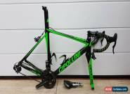 CIPOLLINI RB0,8K handmade in italy carbon road bike CAMPAGNOLO SUPER RECORD EPS for Sale