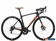 2017 Giant TCR Advanced Pro 1 Road Bike Small Carbon Shimano Ultegra Di2 6870 for Sale