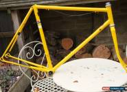 """Rick Powell 22"""" bicycle frame set classic vintage racing touring 531 for Sale"""