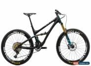 "2018 Yeti SB5 TURQ Mountain Bike Medium 27.5"" Carbon SRAM XX1 Eagle 12 Speed for Sale"