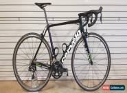 2018 CERVELO R5 56 CM ROAD BIKE EXCELLENT ULTEGRA Di2 SHIMANO WH-RS 700 WHEELS for Sale