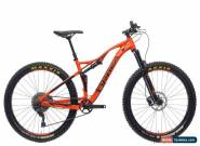 "2018 Orbea Occam TR H20-Plus Bike Medium 27.5""+ Aluminum Shimano 11 Speed Fox 34 for Sale"
