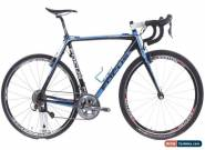 USED 2009 Focus Mares XL 58cm Carbon Cyclocross Gravel Bike 2x11 Speed Ultegra for Sale