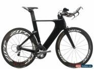 2013 Specialized Shiv Pro Triathlon Bike Medium Carbon Shimano DA 7800 Zipp for Sale