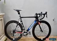 Giant Propel Advanced SL 0 Team Alpecin ISP Carbon Road Bike Dura Ace for Sale