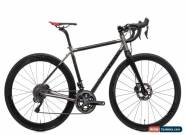 2015 Seven Cycles Evergreen Pro Gravel Bike 52cm Carbon Titanium Shimano UDi2 for Sale