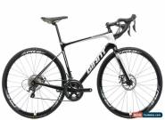 2016 Giant Defy Advanced 1 Disc Road Bike Medium Carbon Shimano Ultegra 6800 11s for Sale