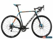 2016 Focus Mares CX Cyclocross Bike Large Carbon SRAM Rival 11s DT Swiss R24 for Sale