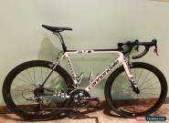 2012 Cannondale EVO Ballistic Sub 900 Gram Frame Road Bike Complete 56cm RARE! for Sale