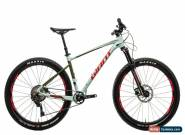 "2019 Giant Fathom 2 Mountain Bike Medium 27.5"" Aluminum Shimano Deore M6000 10s for Sale"