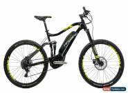 "2018 Haibike SDURO FullSeven LT 4.0 Mountain E-Bike Large 27.5"" Alloy SRAM NX for Sale"