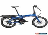Tern Faltrad Vektron Q9 Fahrrad E-Bike 9 Gang Blau Alu 25 km/h Kettenschaltung for Sale