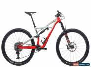 2017 Specialized Enduro Pro Mountain Bike Medium Carbon SRAM X01 Eagle 12s for Sale