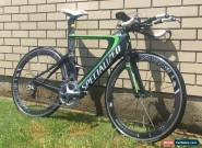 Specialized Shiv Expert 2015 - TT Bike - Size 54 M for Sale