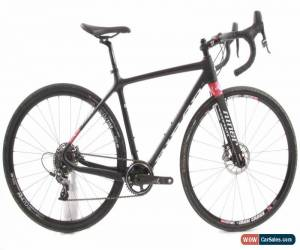 Classic USED 2016 Niner BSB 9 RDO 50cm Carbon Gravel Cyclocross Bike SRAM Force 1 1x for Sale