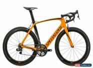 2016 Specialized Venge Expert Road Bike 56cm Carbon SRAM Red eTap 11 Speed Zipp for Sale