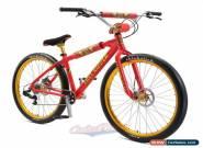SE Bikes Fast Ripper 29 Inch 2019 Bike Red Lightning for Sale