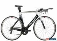 2016 Colnago K.Zero Triathlon Bike Medium Carbon Shimano Ultegra Di2 6870 11s for Sale