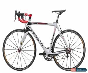 Classic 2015 Pinarello Marvel Road Bike 53cm Carbon Campagnolo Super Record 11s Mavic for Sale