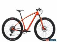 "2018 Niner Air 9 RDO 5 Star Mountain Bike Medium 29"" Carbon SRAM X01 Eagle 12s for Sale"