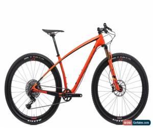"Classic 2018 Niner Air 9 RDO 5 Star Mountain Bike Medium 29"" Carbon SRAM X01 Eagle 12s for Sale"