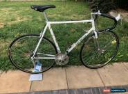 Eddy Merckx Aerodynamic Ex-Team Race Bike: Vintage/Collectable for Sale