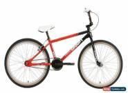 Haro 2019 Group 1 RS-2 24 Inch Old School BMX Wheelie Bike Black/Red for Sale