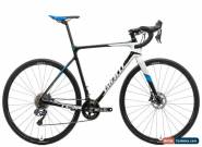 2016 Giant TCX Advanced Pro 1 Cyclocross Bike Medium Carbon Shimano Di2 11 Speed for Sale