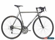 2004 Moots Vamoots Road Bike 56cm Large Titanium Campagnolo Record 10 Speed for Sale