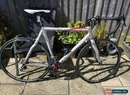 55cm Pinarello Paris Campagnolo Record 10 Road Bike. for Sale