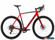 2018 Specialized CruX Elite Cyclocross Bike 54cm Carbon SRAM Rival 1x11 Disc for Sale