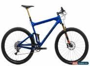 "2017 Turner Czar 1.1 Mountain Bike XX-Large Carbon 29"" SRAM XX1 11s Fox Knight for Sale"