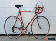 WILIER TRIESTINA RAMATA vintage italian steel road bike CAMPAGNOLO SUPER RECORD for Sale