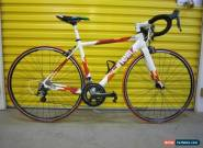ROADBIKE CINELLI EXPERIENCE.CARB/ALU FRAMESET.STYLISH ITALIAN RACING MACHINE.52 for Sale