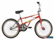Haro 2019 Lineage Bashguard Team Master 20.75  Old Mid School BMX Bike Red for Sale