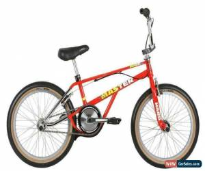 Classic Haro 2019 Lineage Bashguard Team Master 20.75  Old Mid School BMX Bike Red for Sale