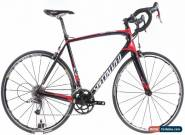 USED 2014 Specialized Tarmac SL4 Elite 58cm Carbon Road Bike SRAM Red 2x10 Sp. for Sale