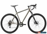 2016 Carver Ti Gravel Grinder Gravel Bike Small Titanium Shimano Ultegra 6700 for Sale