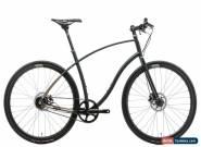Budnitz Custom Scorcher Commuter Bike Large Titanium Shimano Alfine Di2 Whisky for Sale