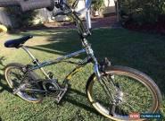 old school Bmx Haro Bashguard 1992 Freestyle for Sale